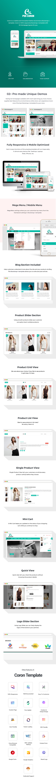Coron – Fashion Store HTML Template - 1